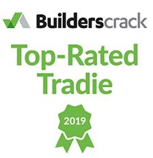 Top rated tradie 2019